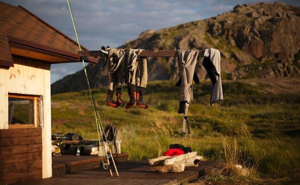 """Рыболовно-охотничья база """"Типановка"""" Мурманская область, фото 4"""