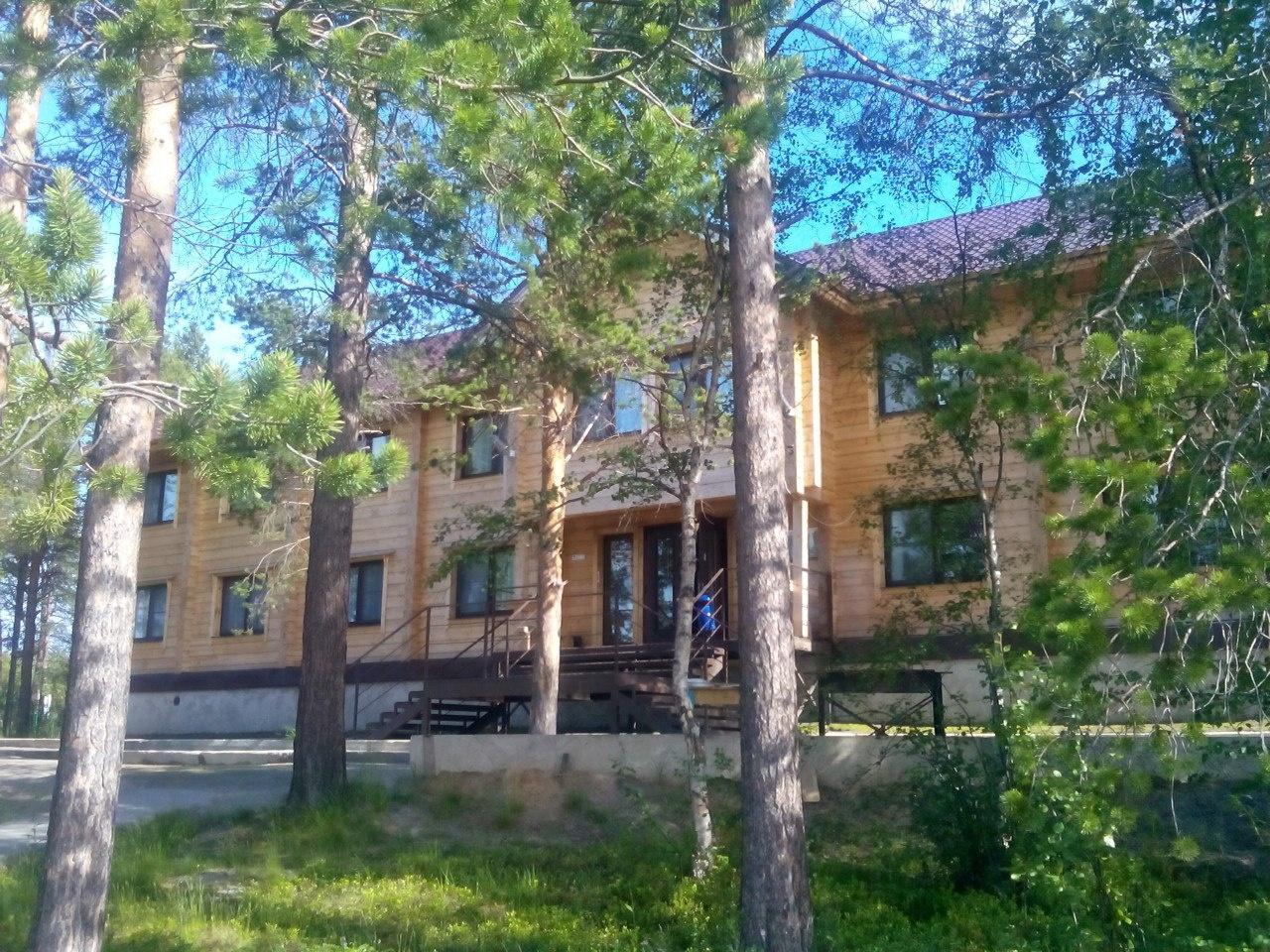 База отдыха «Кица ДСС» Мурманская область, фото 2