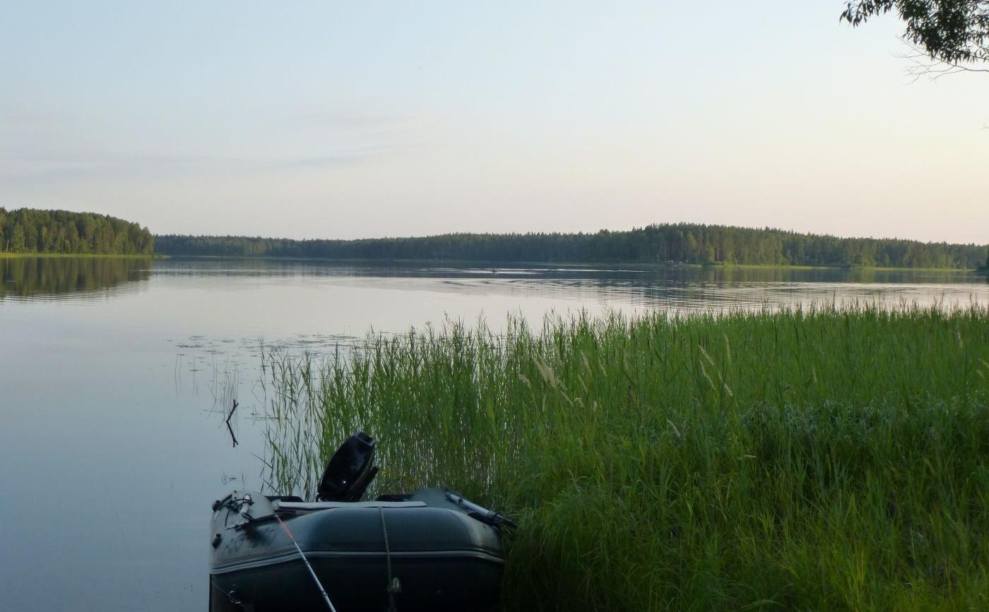 Рыбалка тверская область озера