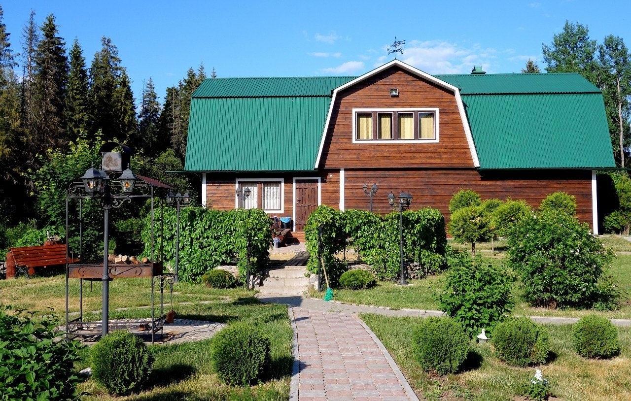 """База отдыха """"Резиденция Комела"""" Вологодская область, фото 2"""