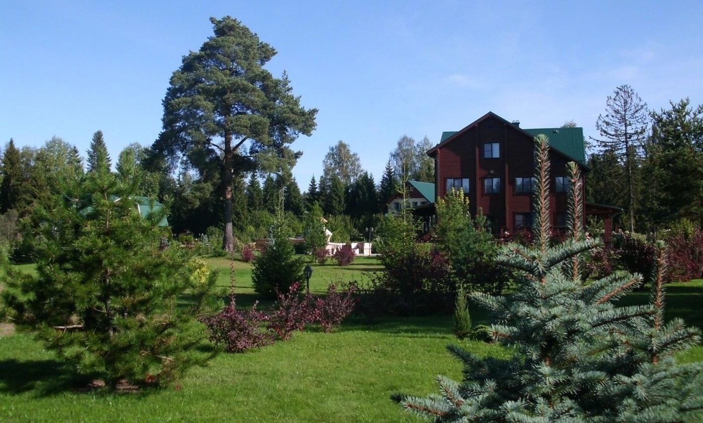 """База отдыха """"Резиденция Комела"""" Вологодская область, фото 31"""
