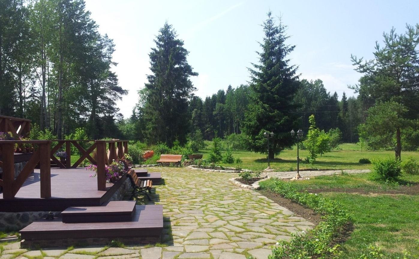 """База отдыха """"Резиденция Комела"""" Вологодская область, фото 39"""