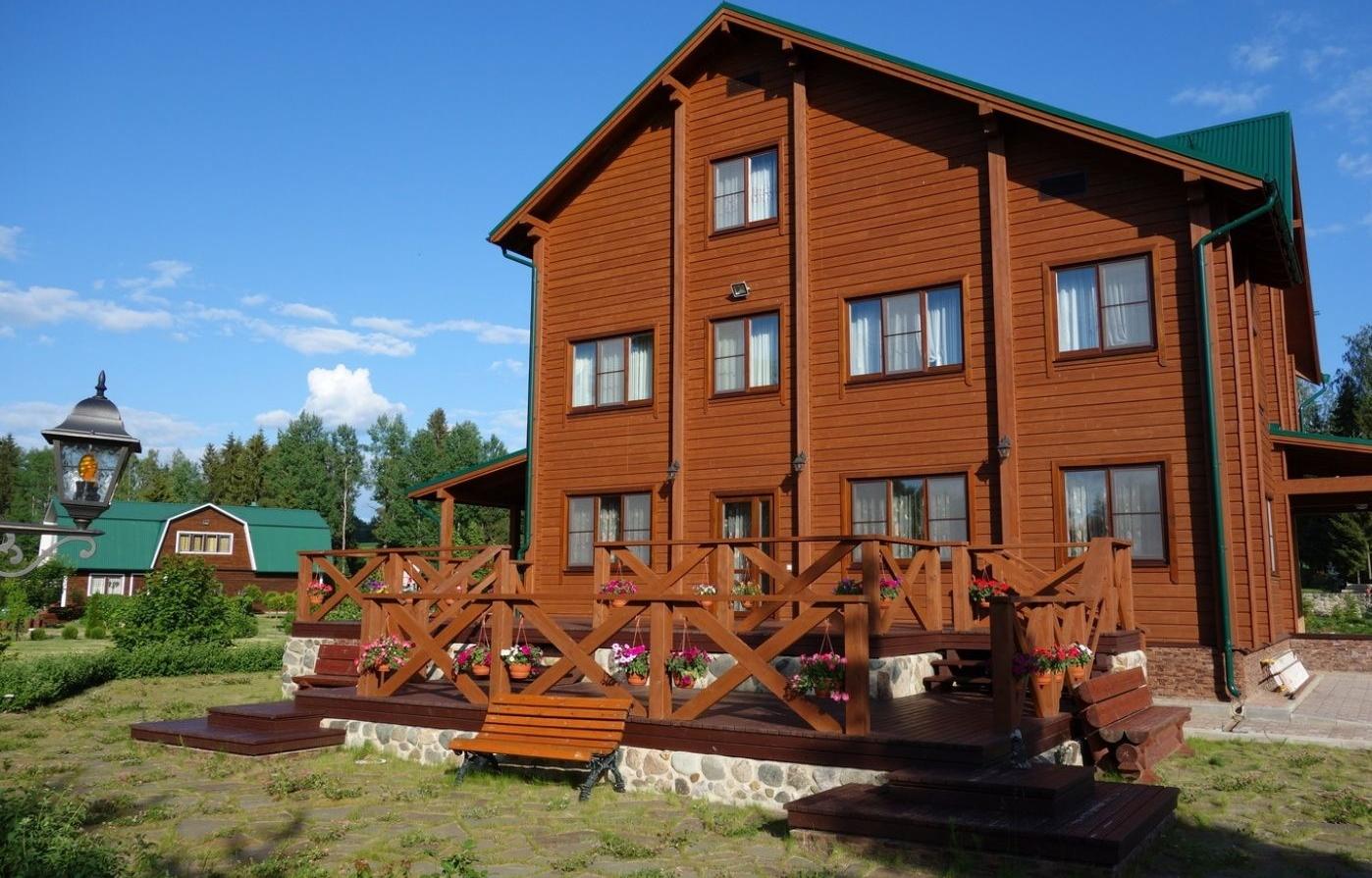 """База отдыха """"Резиденция Комела"""" Вологодская область, фото 6"""
