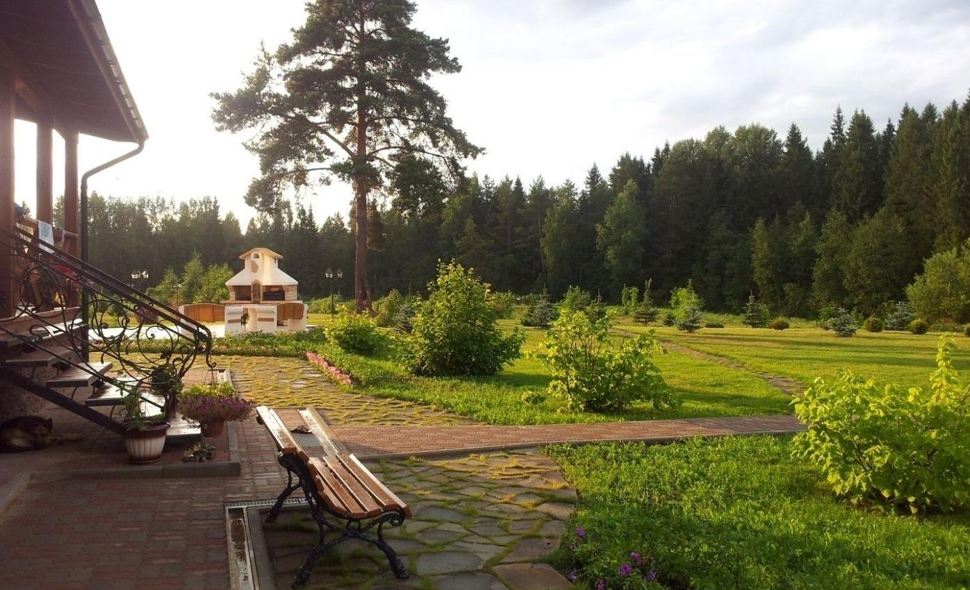 """База отдыха """"Резиденция Комела"""" Вологодская область, фото 41"""