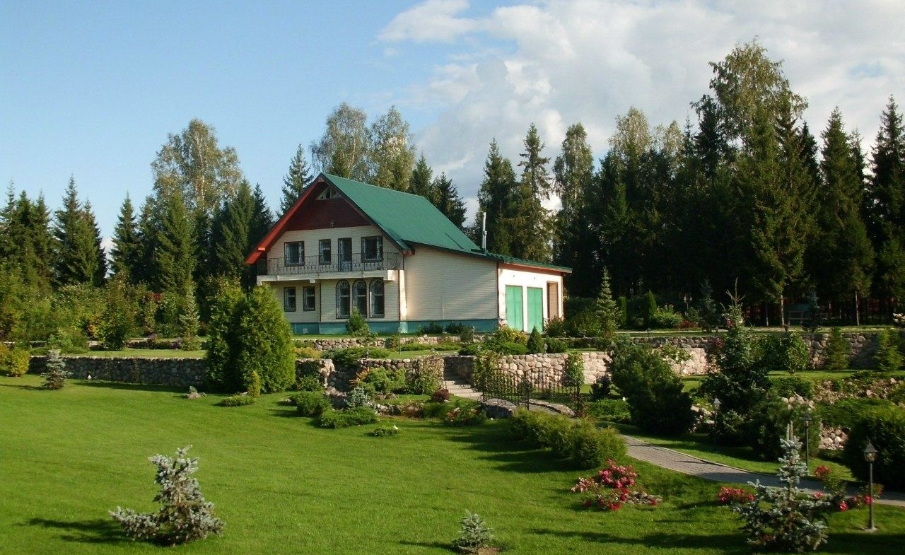 """База отдыха """"Резиденция Комела"""" Вологодская область, фото 30"""