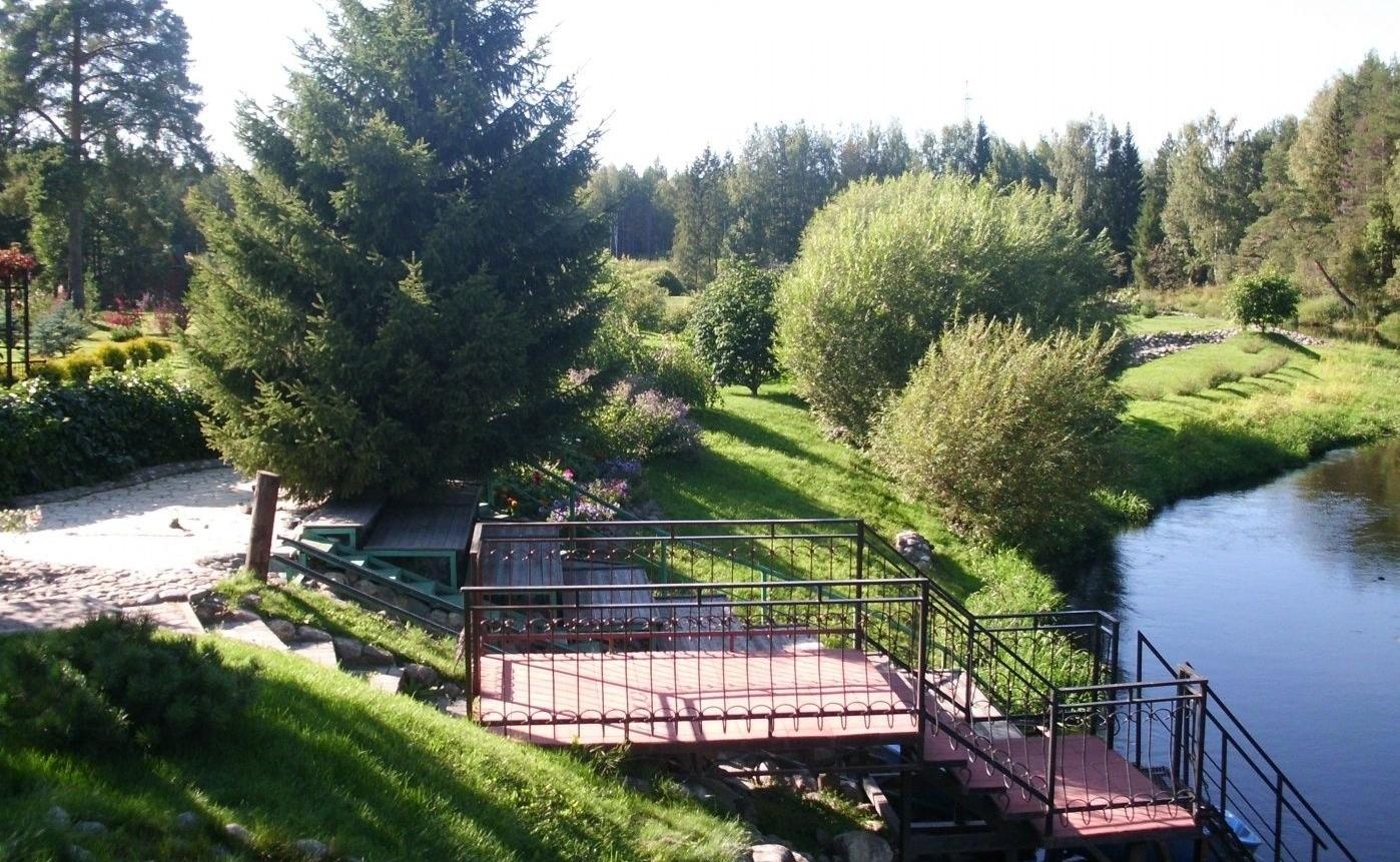 """База отдыха """"Резиденция Комела"""" Вологодская область, фото 52"""