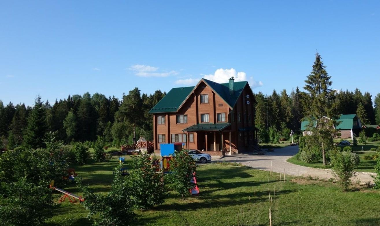 """База отдыха """"Резиденция Комела"""" Вологодская область, фото 17"""