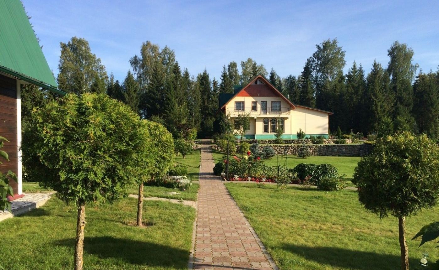 """База отдыха """"Резиденция Комела"""" Вологодская область, фото 13"""