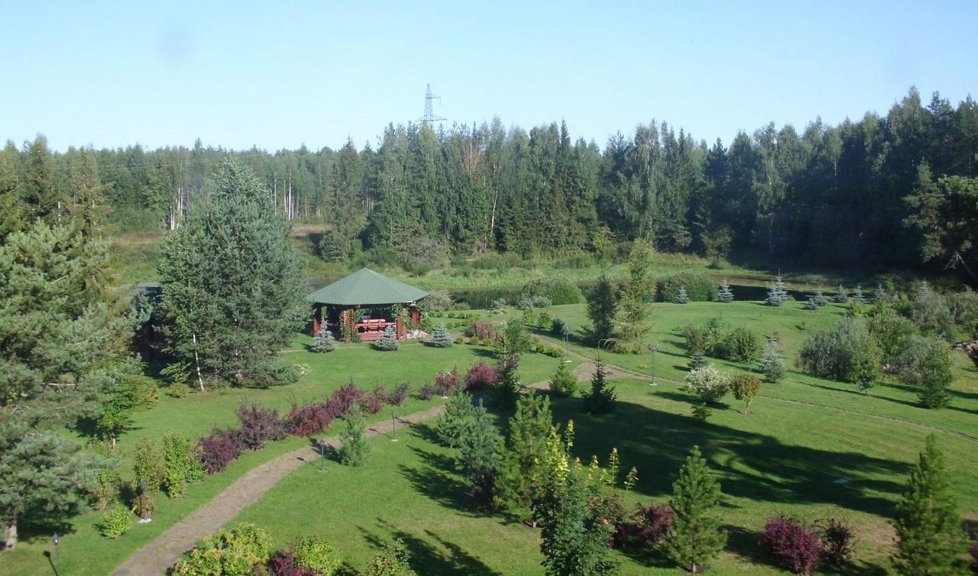 """База отдыха """"Резиденция Комела"""" Вологодская область, фото 45"""