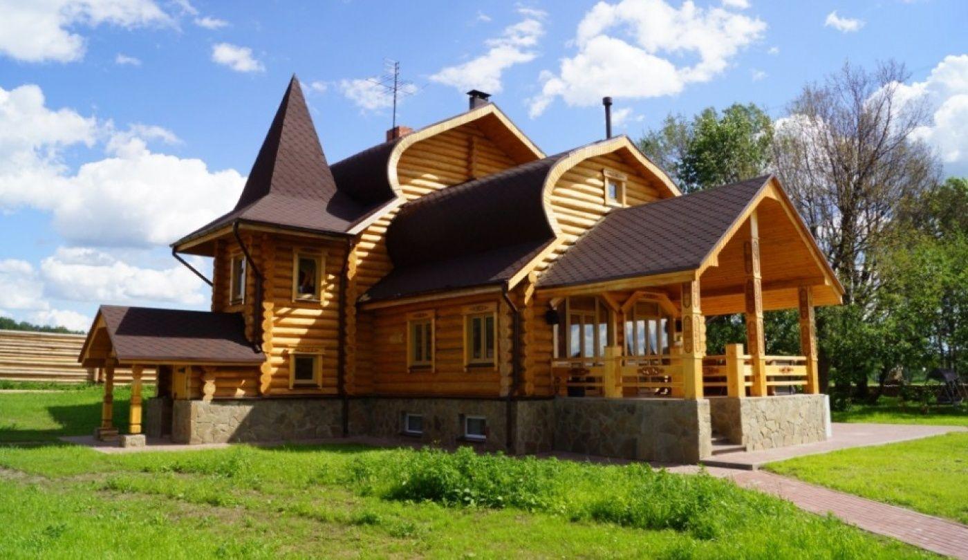 """База отдыха """"Живые родники"""" Нижегородская область, фото 1"""