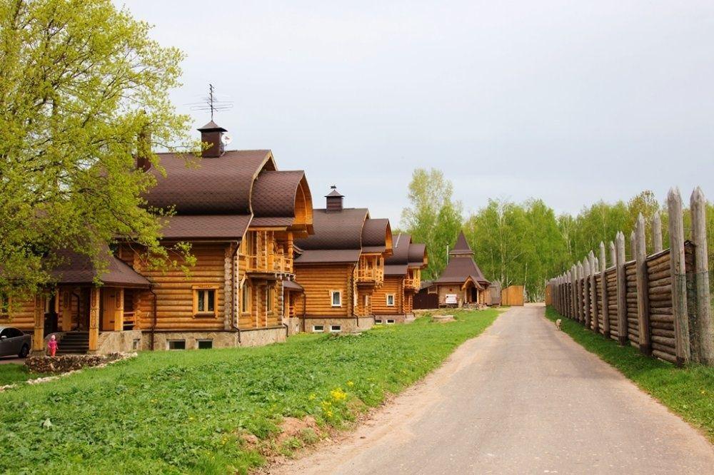 """База отдыха """"Живые родники"""" Нижегородская область, фото 6"""