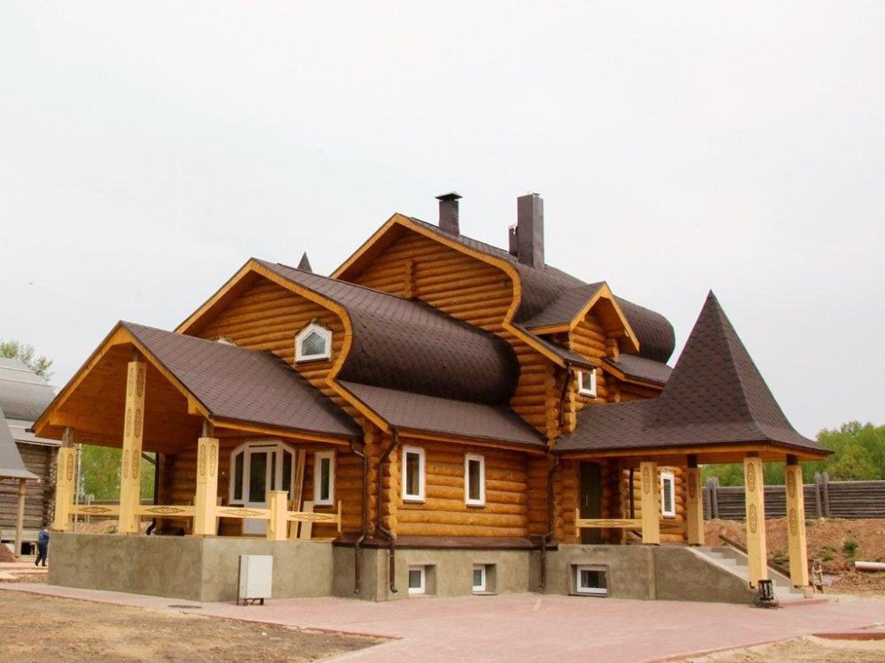 База отдыха «Живые родники» Нижегородская область Боярский терем № 4, фото 1