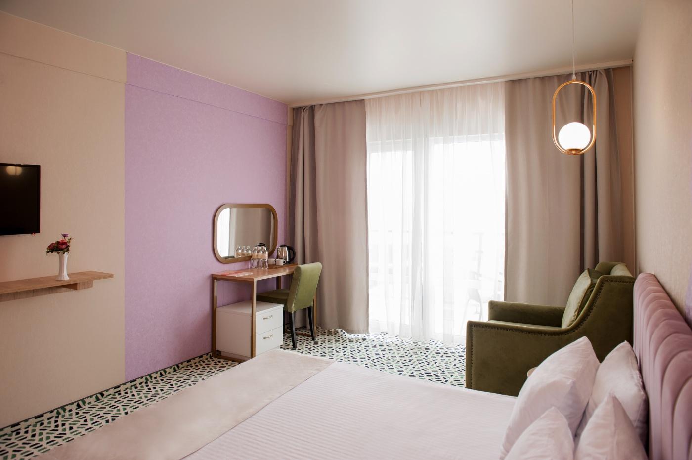 Отель «Aurum Family Resort & Spa» Краснодарский край Standard SV 2-местный (в корпусе), фото 2
