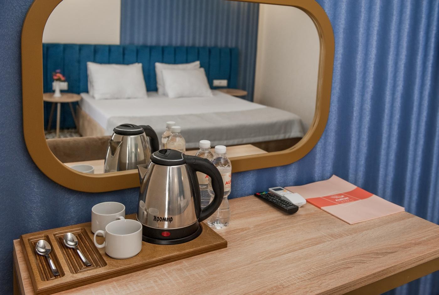 Отель «Aurum Family Resort & Spa» Краснодарский край Standard 2-местный (в коттедже), фото 4