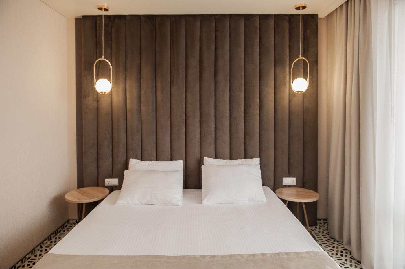 Отель «Aurum Family Resort & Spa» Краснодарский край Apartments 2-местный 3-комнатный, фото 1
