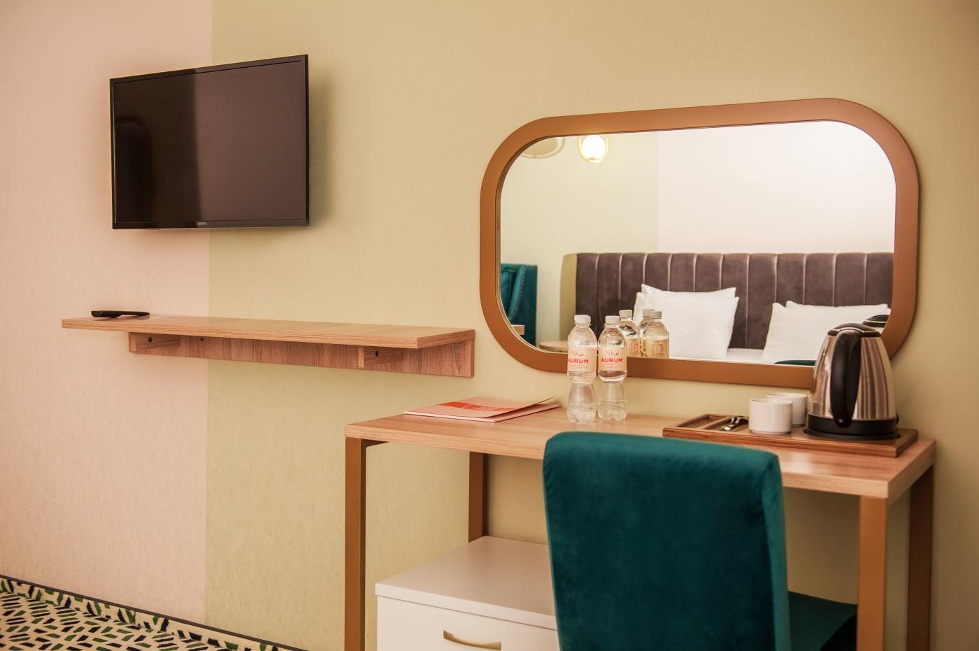Отель «Aurum Family Resort & Spa» Краснодарский край Junior suite 2-местный , фото 6