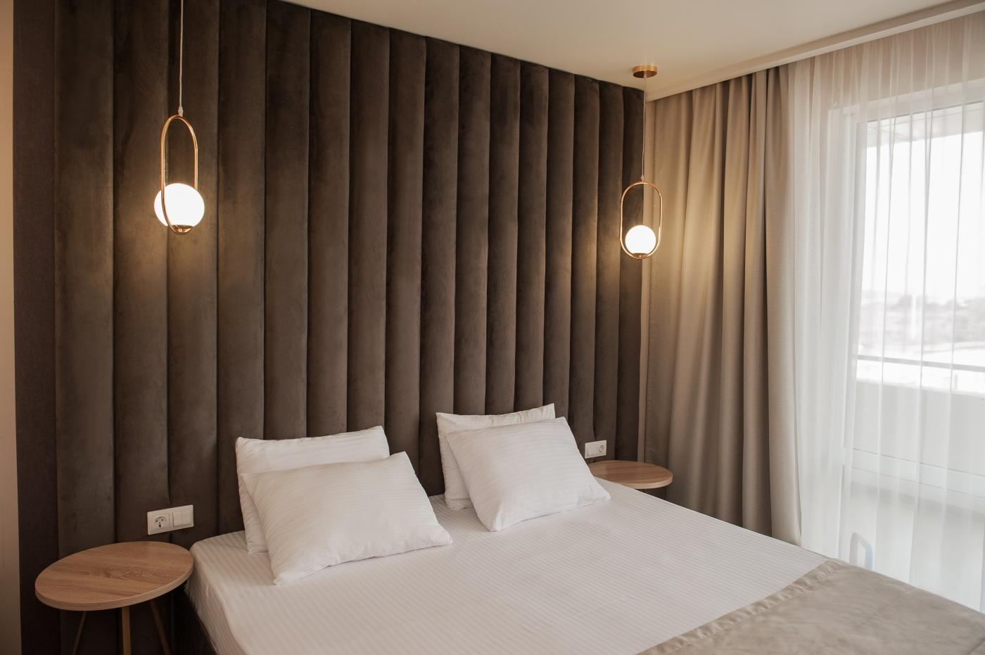 Отель «Aurum Family Resort & Spa» Краснодарский край Apartments 2-местный 3-комнатный, фото 2