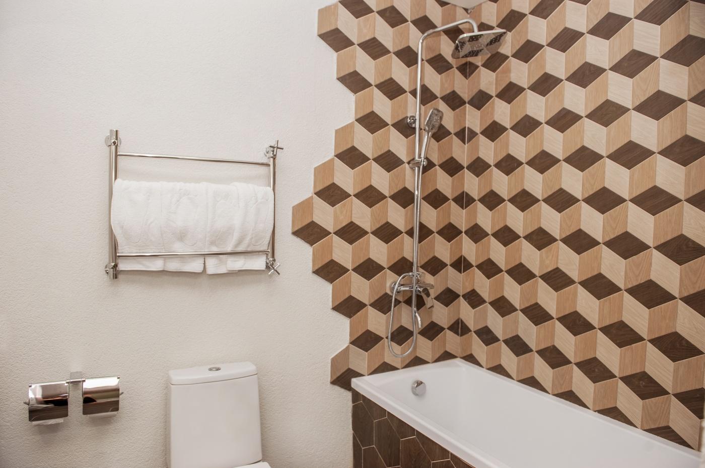 Отель «Aurum Family Resort & Spa» Краснодарский край Apartments 2-местный 3-комнатный, фото 4