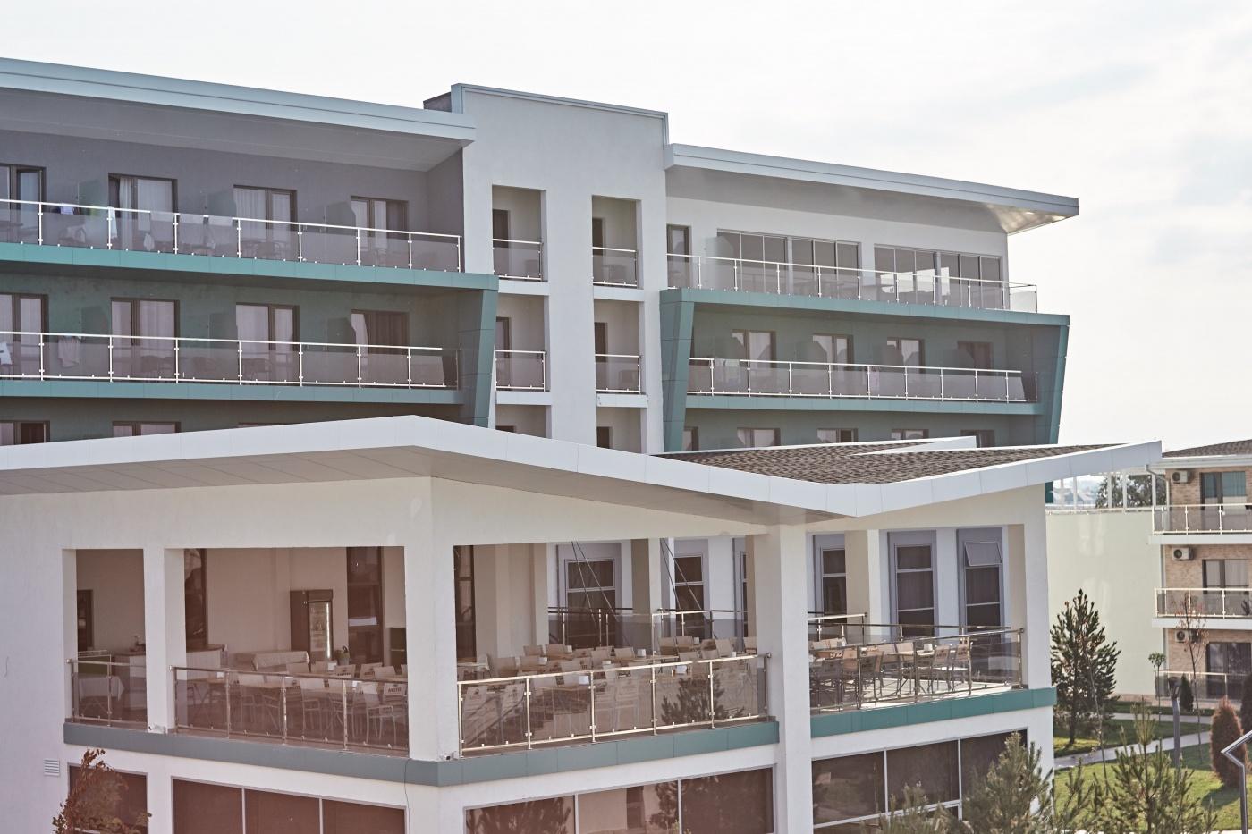 Отель «Aurum Family Resort & Spa» Краснодарский край, фото 2