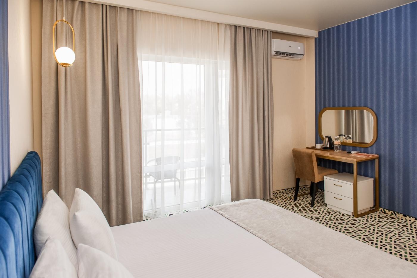 Отель «Aurum Family Resort & Spa» Краснодарский край Standard 2-местный (в коттедже), фото 2