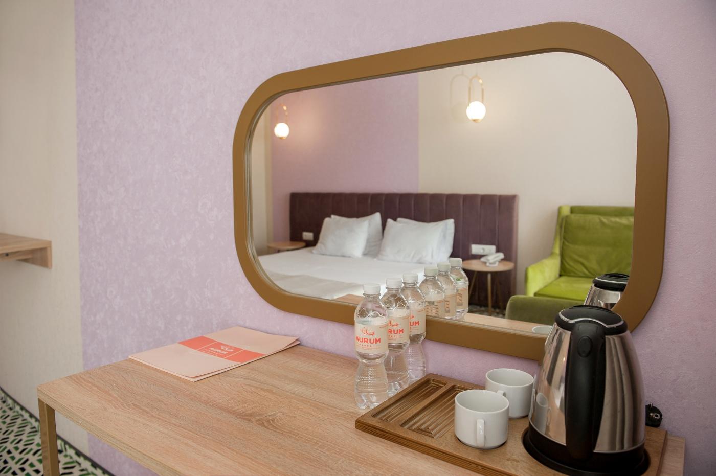 Отель «Aurum Family Resort & Spa» Краснодарский край Standard SV 2-местный (в корпусе), фото 4