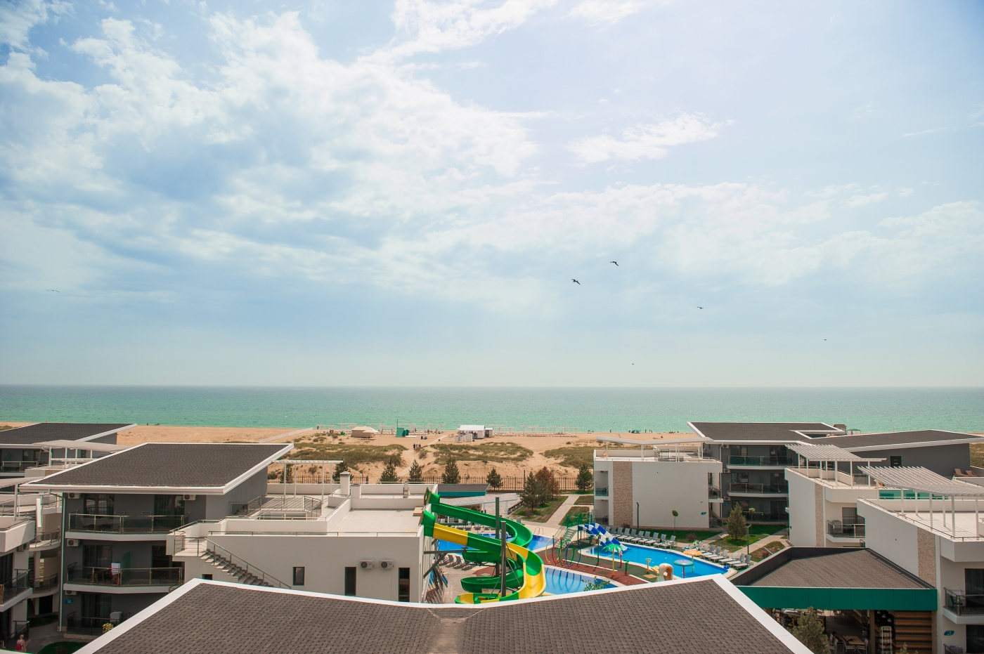 Отель «Aurum Family Resort & Spa» Краснодарский край Standard SV 2-местный (в корпусе), фото 9