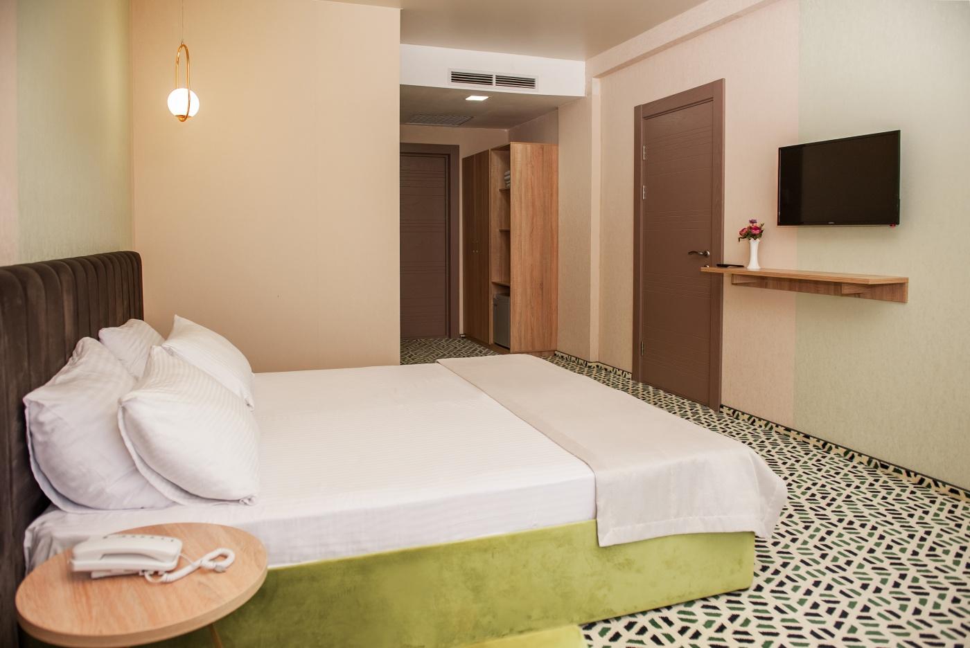 Отель «Aurum Family Resort & Spa» Краснодарский край Family room 4-местный 2-комнатный, фото 3