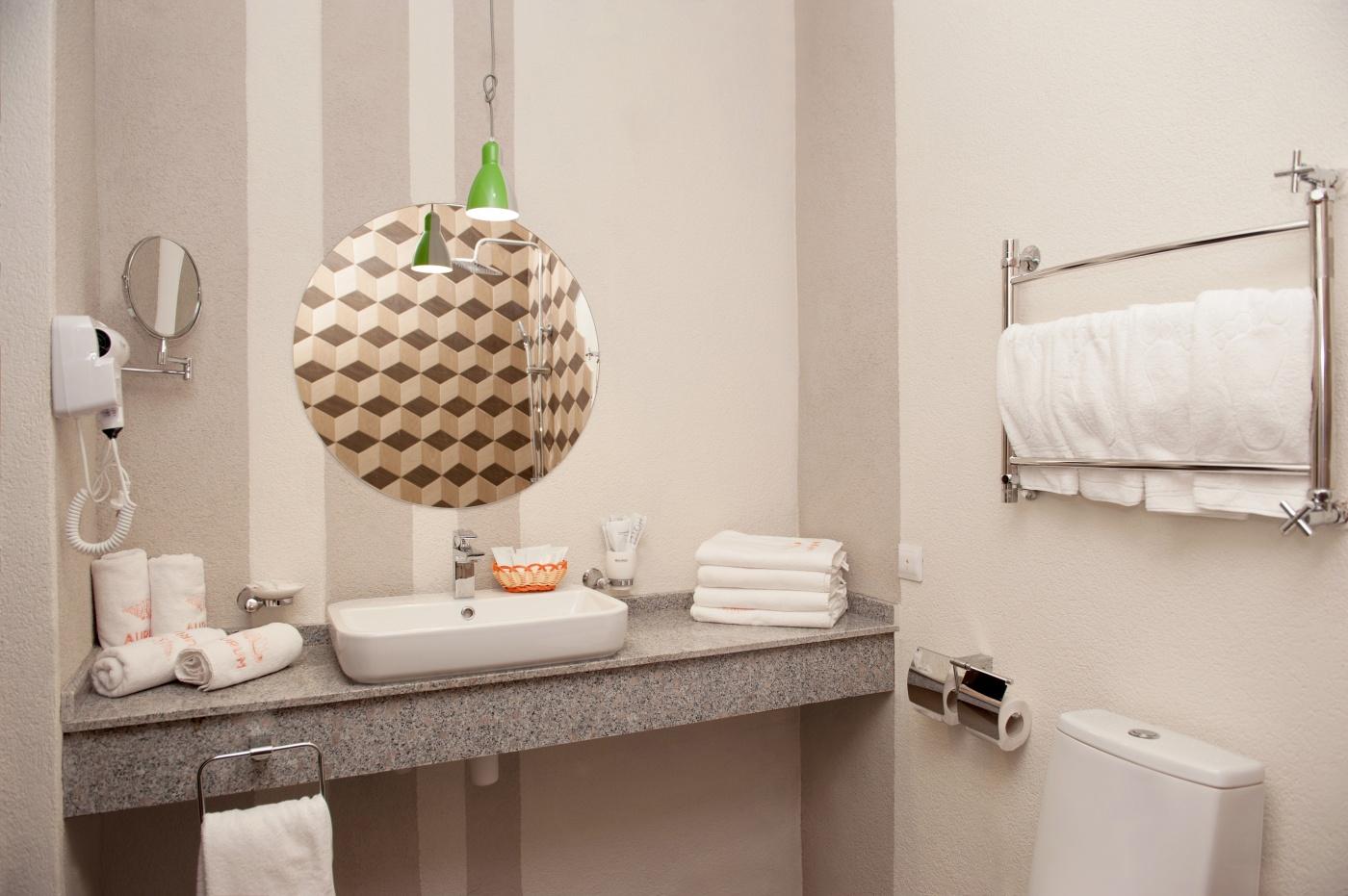 Отель «Aurum Family Resort & Spa» Краснодарский край Apartments 2-местный 3-комнатный, фото 6