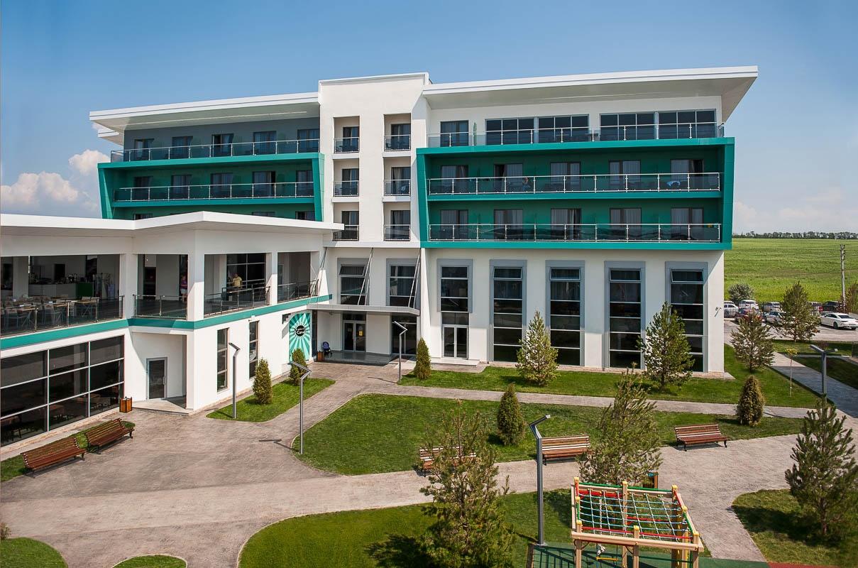 Отель «Aurum Family Resort & Spa» Краснодарский край, фото 18