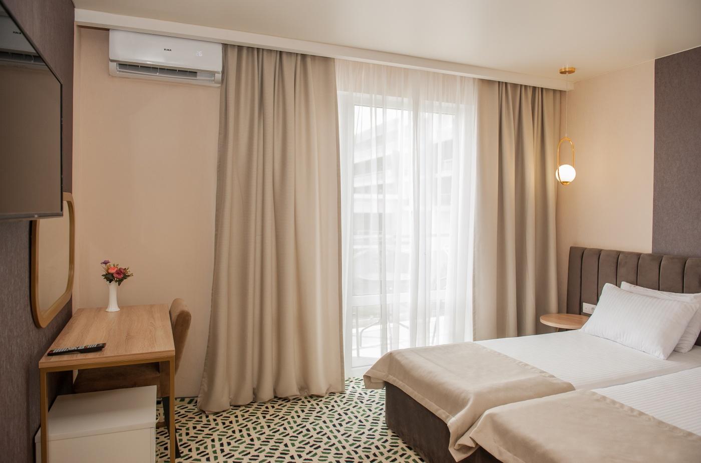 Отель «Aurum Family Resort & Spa» Краснодарский край Apartments 2-местный 3-комнатный, фото 7