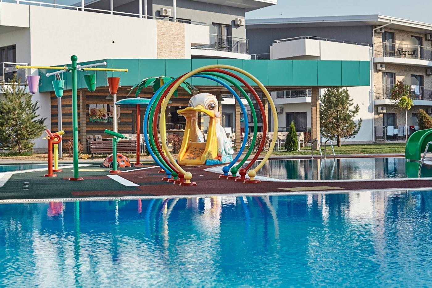 Отель «Aurum Family Resort & Spa» Краснодарский край, фото 7