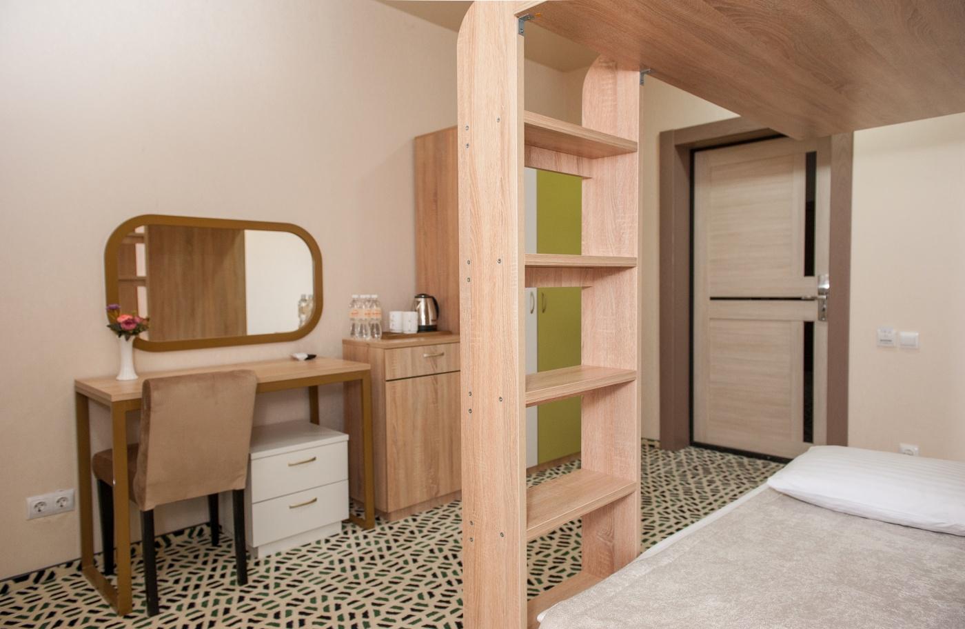 Отель «Aurum Family Resort & Spa» Краснодарский край Superior 2-местный , фото 4