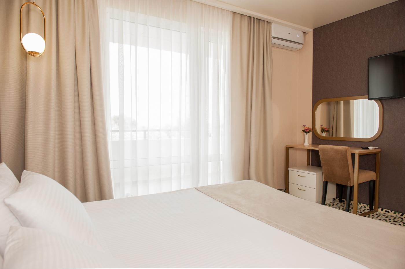 Отель «Aurum Family Resort & Spa» Краснодарский край Apartments 2-местный 3-комнатный, фото 9