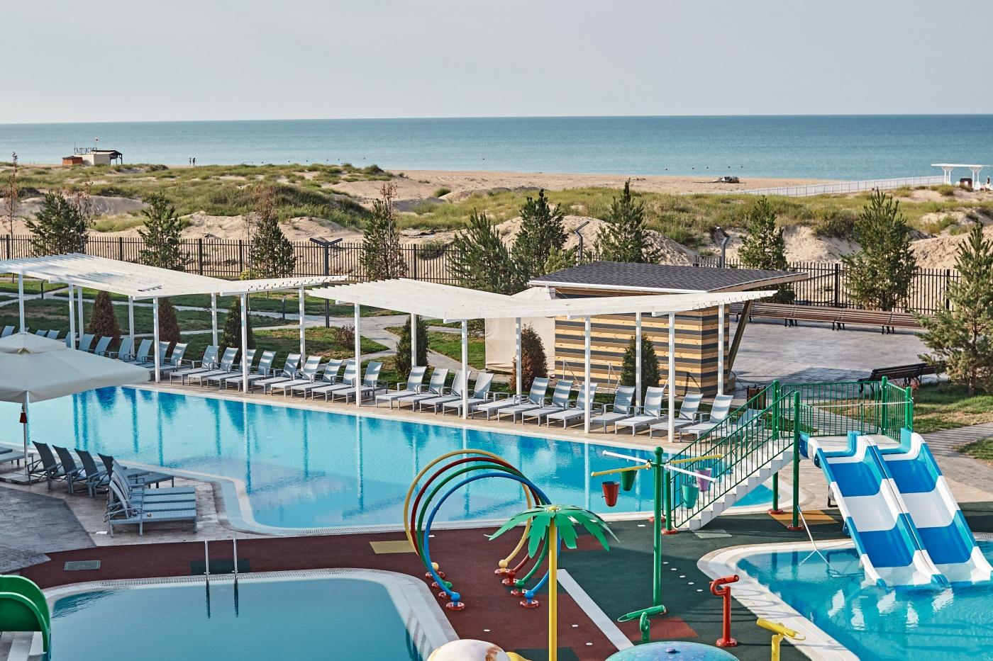 Отель «Aurum Family Resort & Spa» Краснодарский край, фото 10