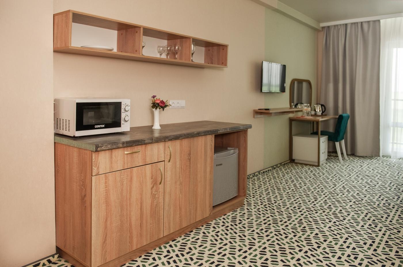 Отель «Aurum Family Resort & Spa» Краснодарский край Junior suite 2-местный , фото 7