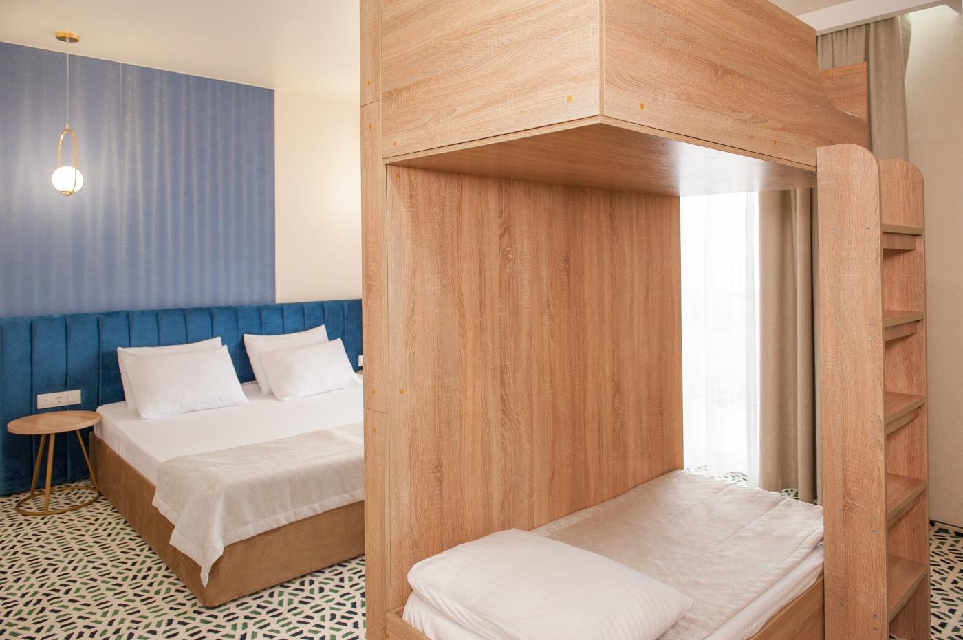 Отель «Aurum Family Resort & Spa» Краснодарский край Superior 2-местный , фото 1