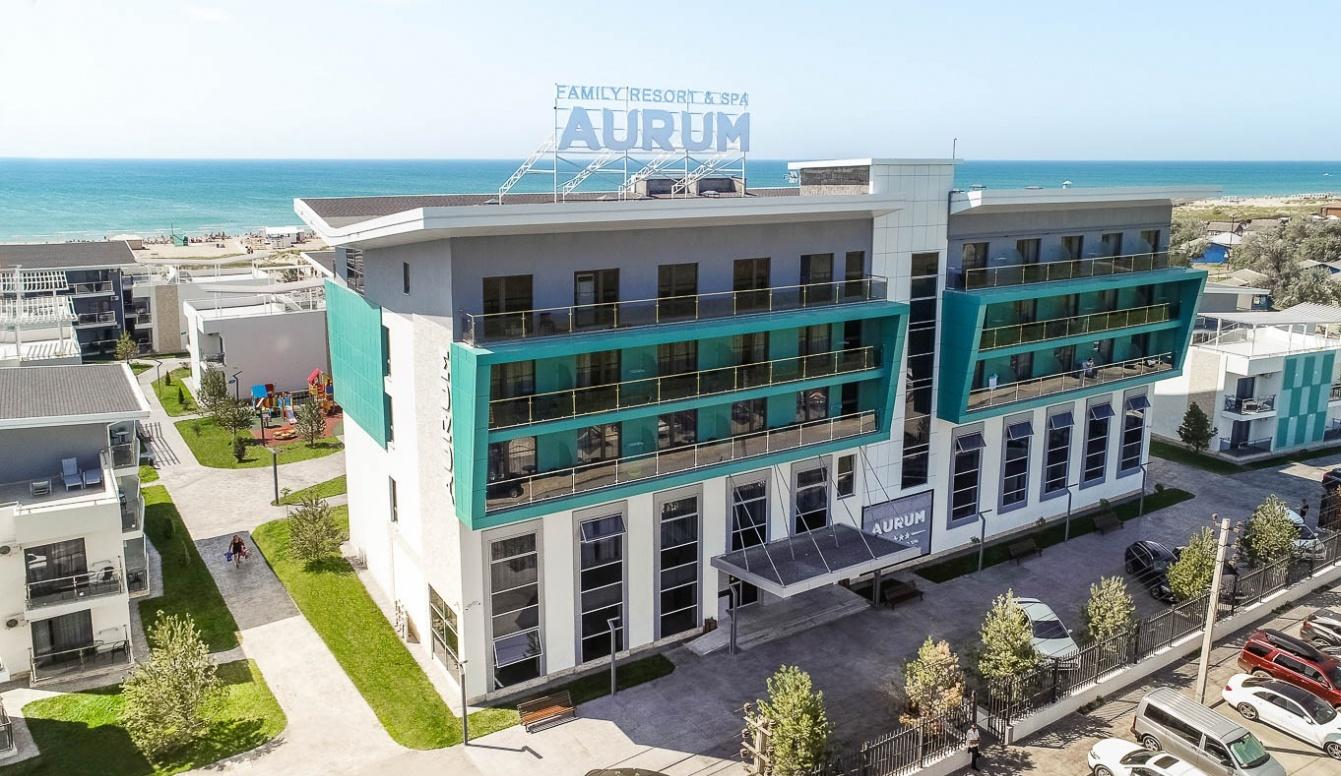 Отель «Aurum Family Resort & Spa» Краснодарский край, фото 1