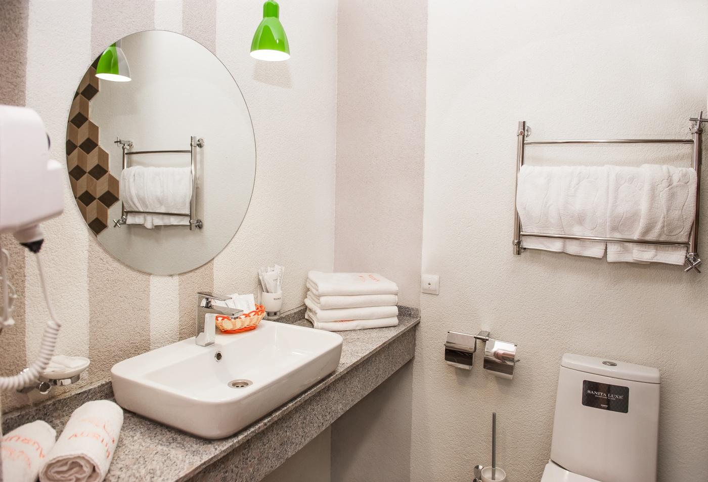 Отель «Aurum Family Resort & Spa» Краснодарский край Apartments 2-местный 3-комнатный, фото 10