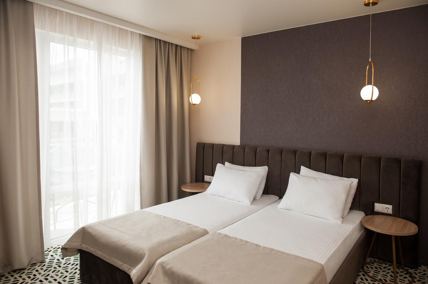 Отель «Aurum Family Resort & Spa» Краснодарский край Apartments 2-местный 3-комнатный, фото 11