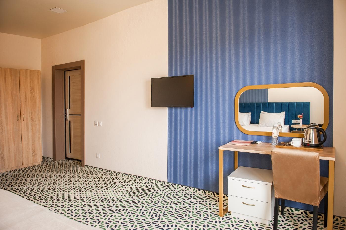 Отель «Aurum Family Resort & Spa» Краснодарский край Standard 2-местный (в коттедже), фото 3