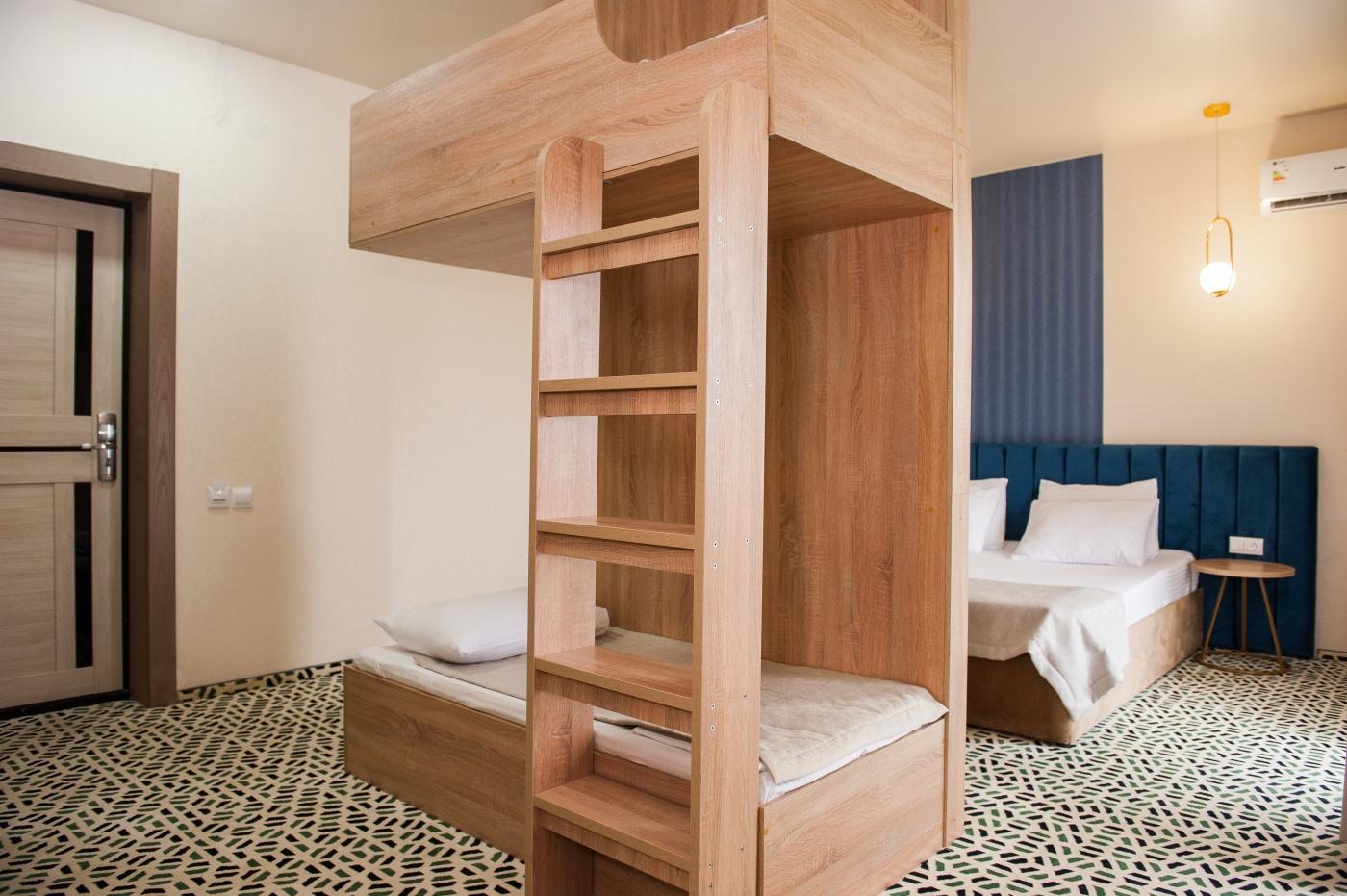 Отель «Aurum Family Resort & Spa» Краснодарский край Superior 2-местный , фото 2