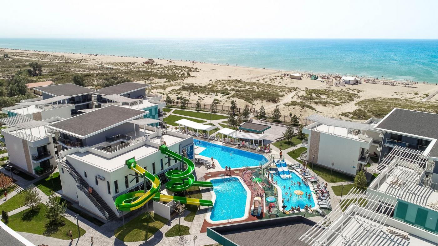 Отель «Aurum Family Resort & Spa» Краснодарский край, фото 29