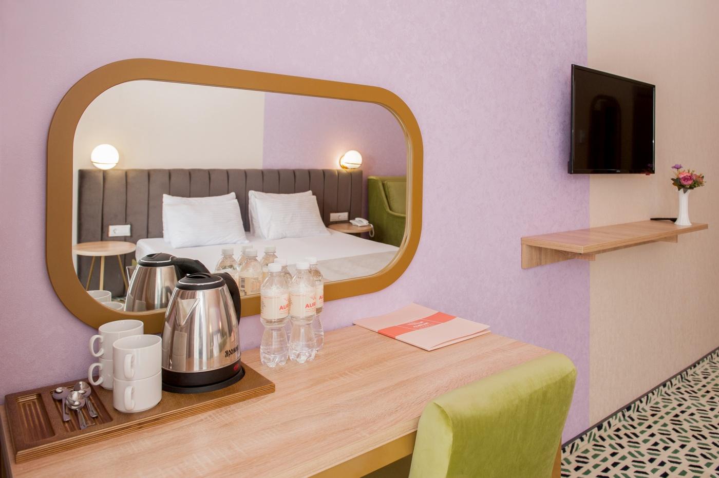 Отель «Aurum Family Resort & Spa» Краснодарский край Junior suite 2-местный , фото 3