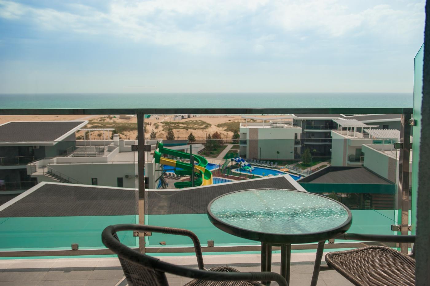 Отель «Aurum Family Resort & Spa» Краснодарский край Standard SV 2-местный (в корпусе), фото 10