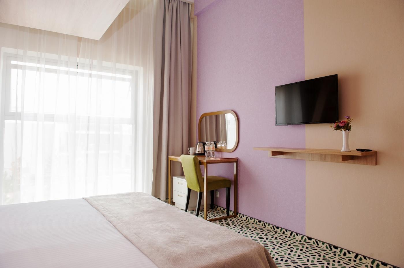 Отель «Aurum Family Resort & Spa» Краснодарский край Junior suite 2-местный , фото 4