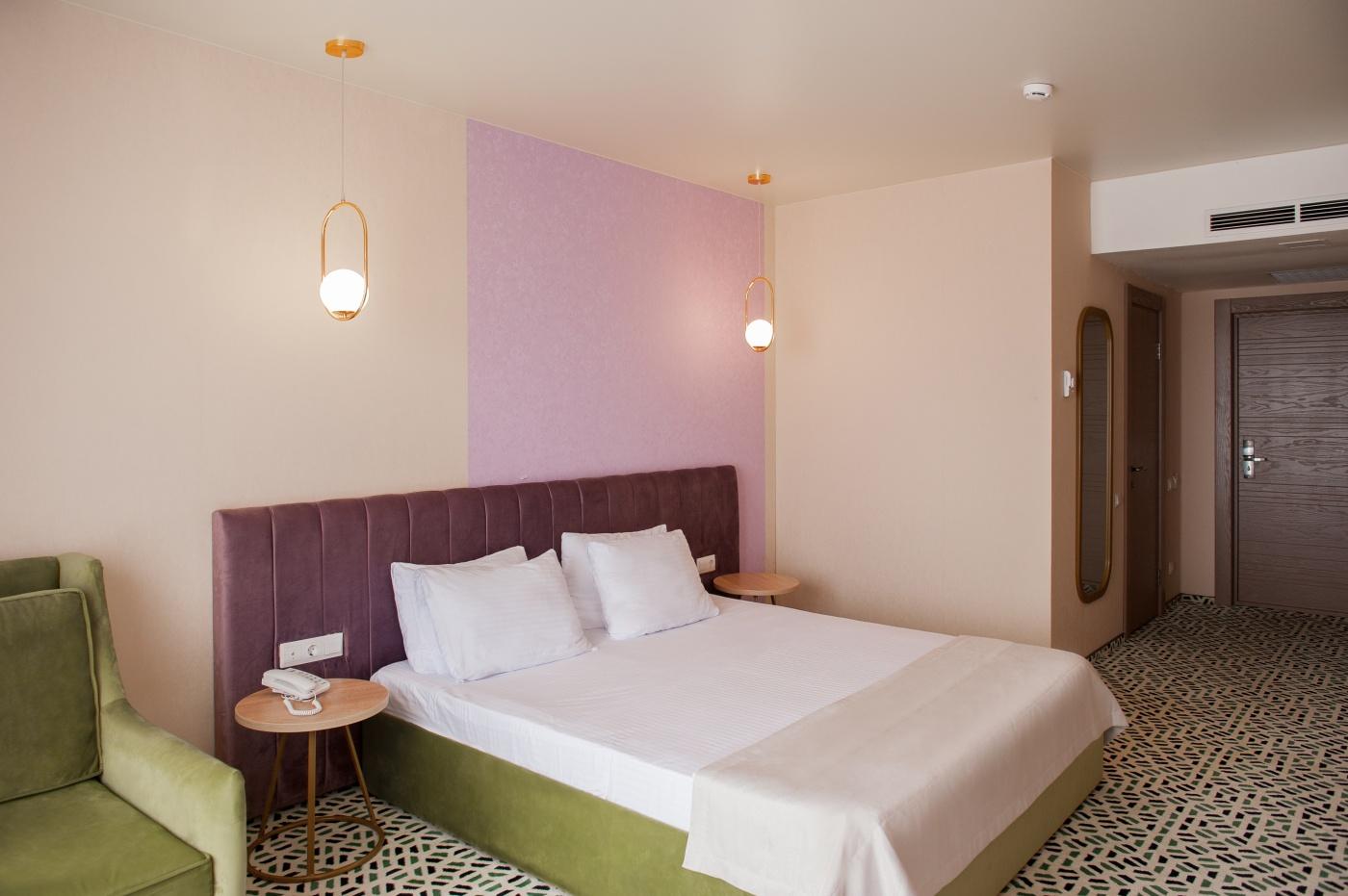 Отель «Aurum Family Resort & Spa» Краснодарский край Standard SV 2-местный (в корпусе), фото 5