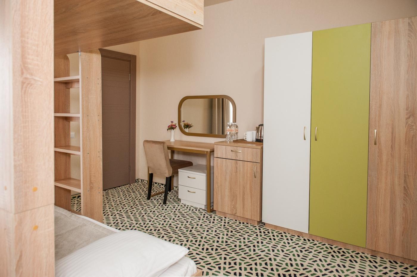 Отель «Aurum Family Resort & Spa» Краснодарский край Superior 2-местный , фото 5