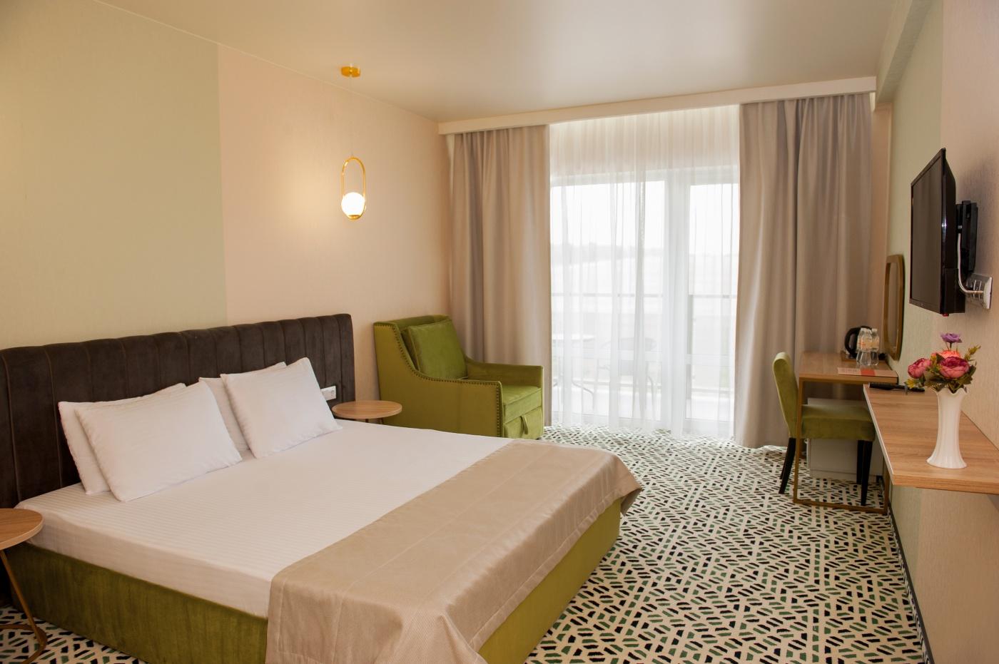 Отель «Aurum Family Resort & Spa» Краснодарский край Standard 2-местный (в корпусе), фото 3