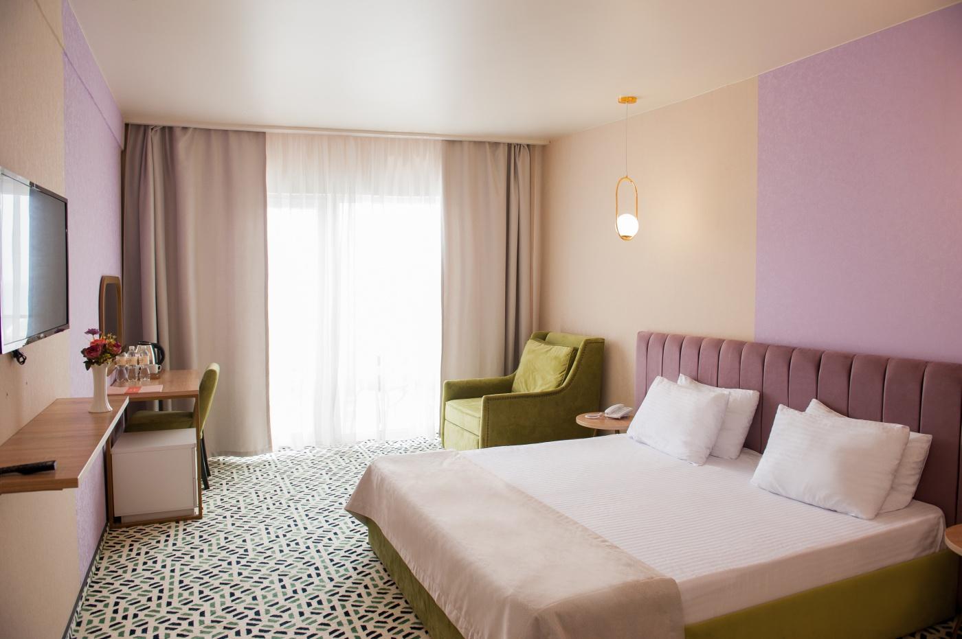 Отель «Aurum Family Resort & Spa» Краснодарский край Standard SV 2-местный (в корпусе), фото 3