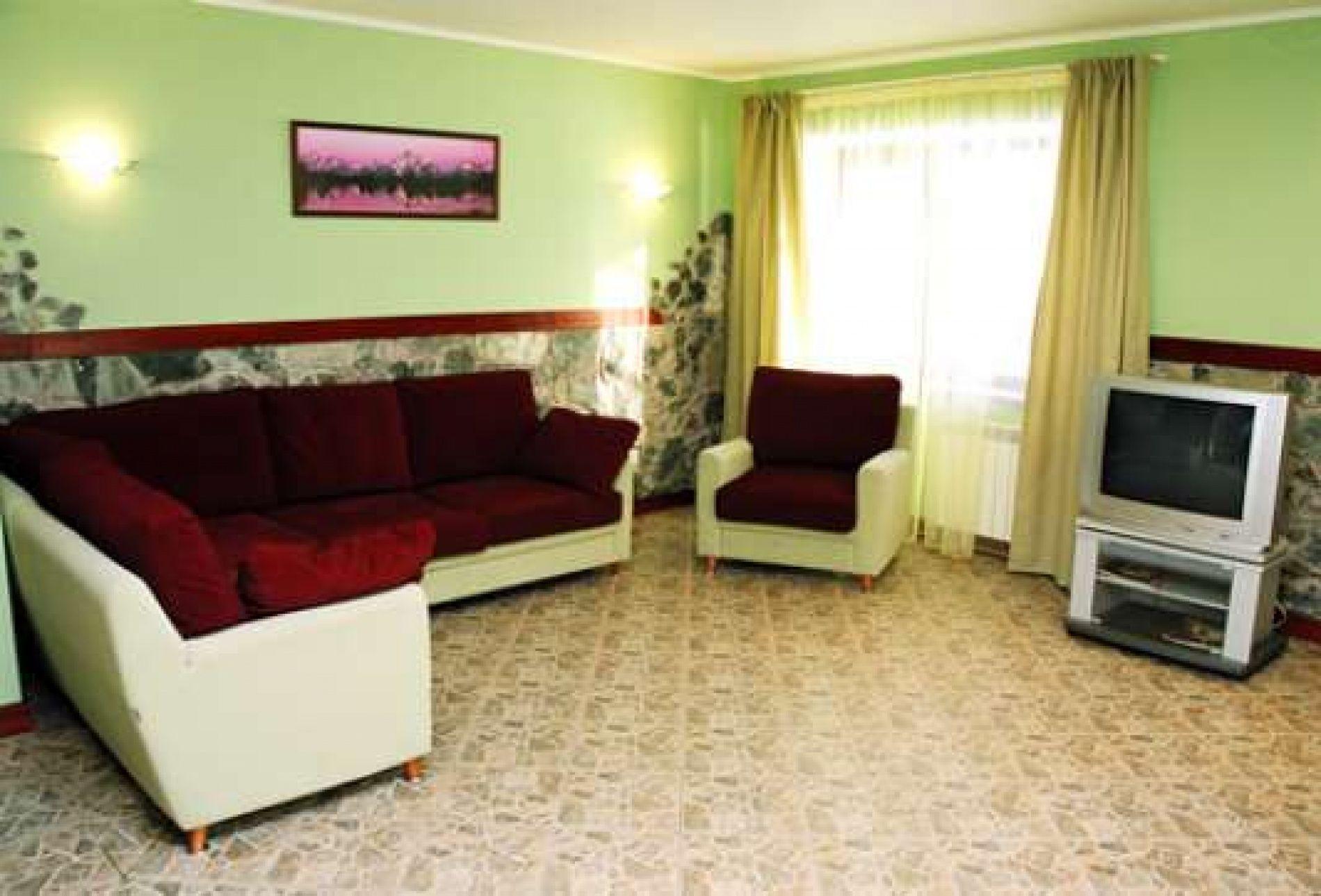 """Парк-отель """"Мечта"""" Омская область 6-местный коттедж """"Апартаменты"""" , фото 1"""